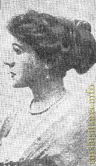 Marguerite, Lady Allan