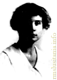 Dorothy Conner in 1918