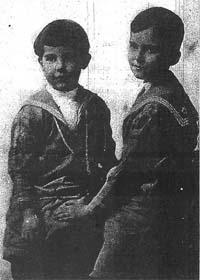 Dean and William Jr.