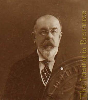 Mr. George A. Kessler - The Lusitania Resource