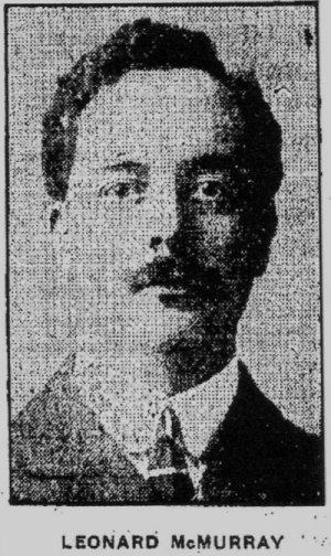 Leonard McMurray