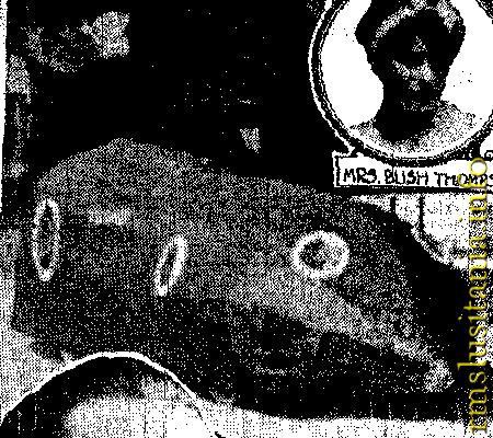 Blish's submarine float