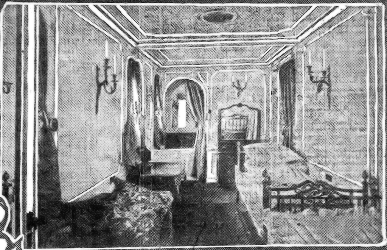 saloon first class accommodations the lusitania resource