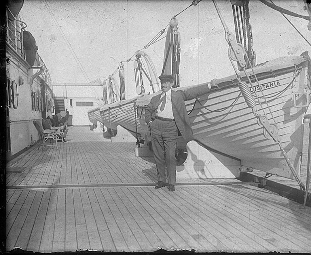 Titanic Floor Plan Boat Deck