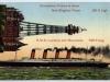Lusitania and Mauretania compared to New Brighton Tower.