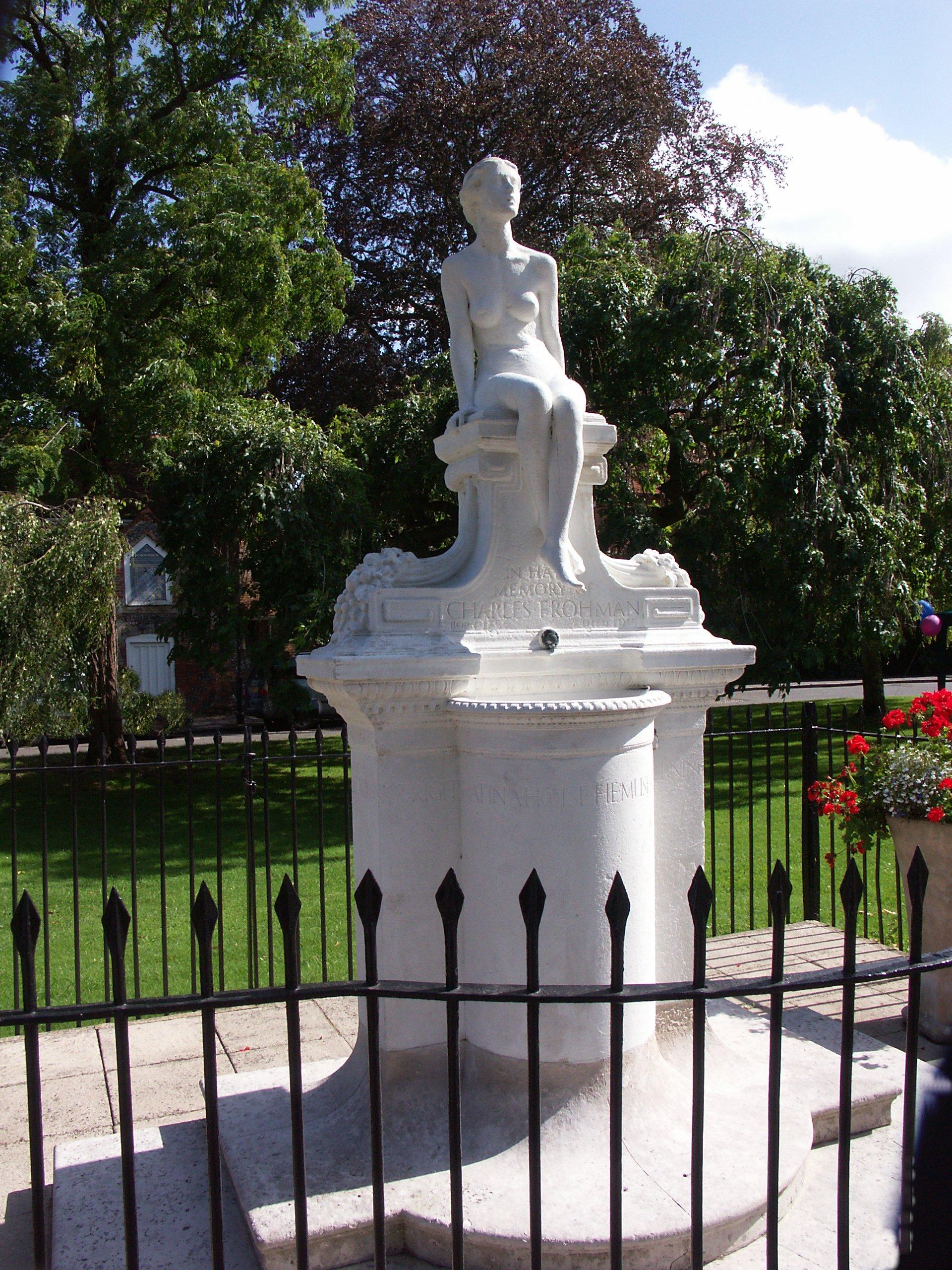 CF's Memorial - Marlow
